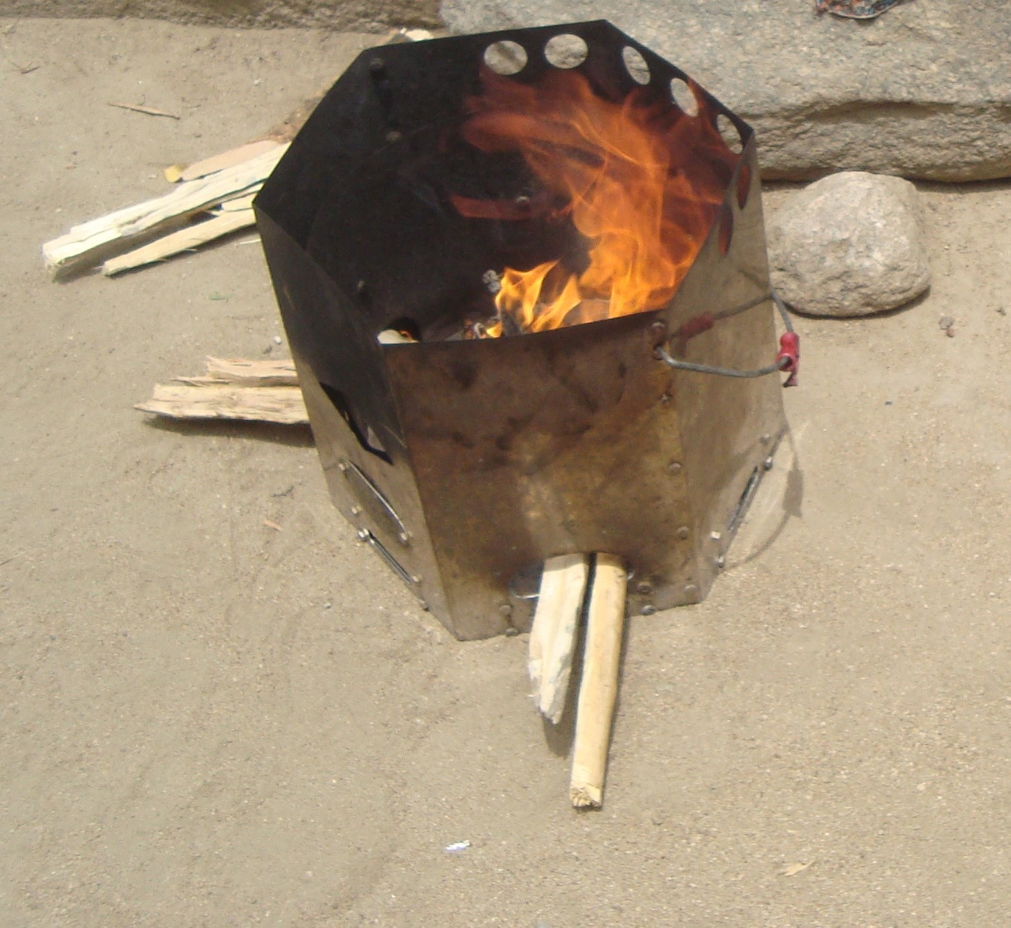 Improved cook stoves